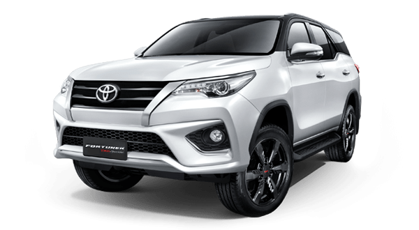 Toyota Fortuner New For Rent Koh Phangan
