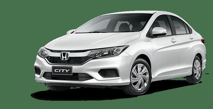 Vehicle Honda City for rent in Phangan
