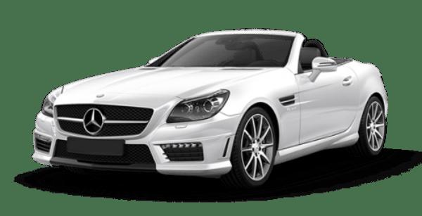 Mercedes SLK200 For rent in Phangan