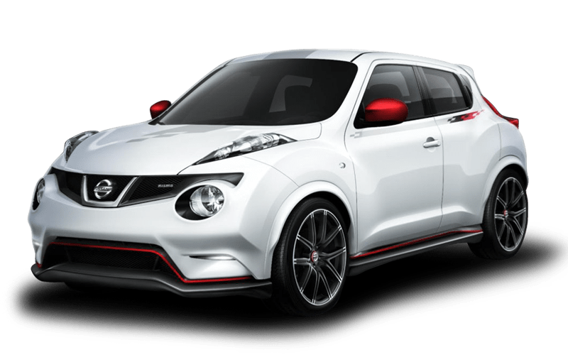 Nissan Juke for rent in Phangan island