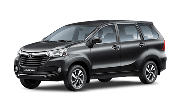 Vehicle Toyota Avanza for rent in Phangan