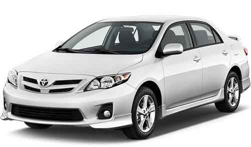 Vehicle Toyota Corolla Camry for rent in Phangan