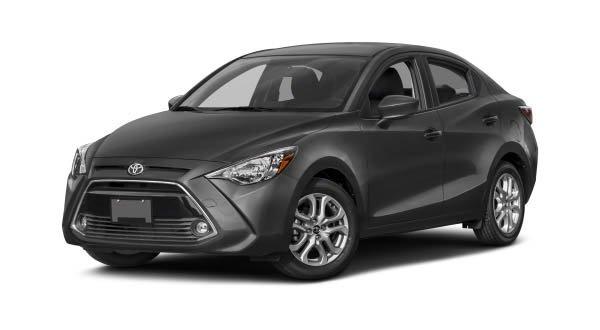 Vehicle Toyota Yaris for rent in Phangan