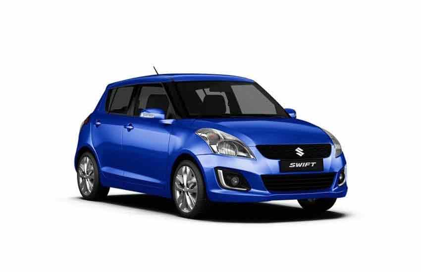Suzuki Swift for rent in Koh Samui