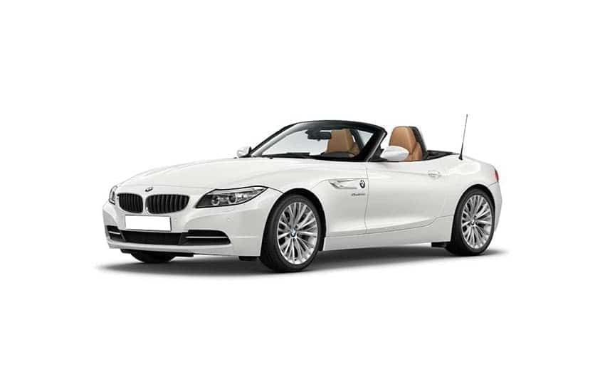 Аренда кабриолета BMW Z4 в прокате на Панган