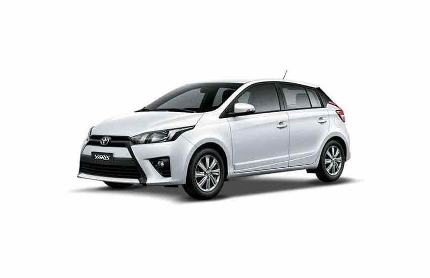 Аренда авто Toyota Yaris New в прокате на Панган